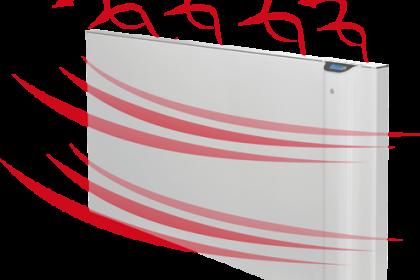 Radiatore a doppio sistema di riscaldamento Klima